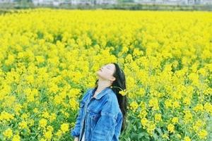 【花粉女生】人间四月芳菲尽,花粉随手拍-花粉俱乐部