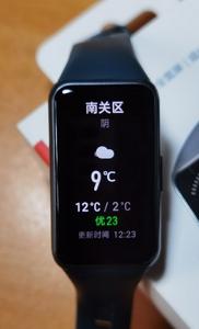 #华为手环6新机测评#体验五天分享,华为手环 6-花粉俱乐部