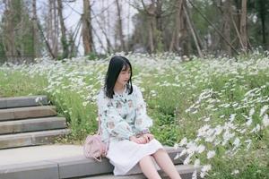 【花粉女生】初夏的小雏菊,花粉随手拍-花粉俱乐部