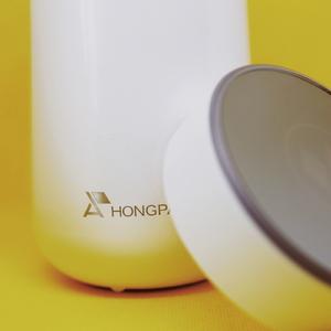【摇一摇,热水变常温】红帕智能降温杯M1  Plus评测,HiLink生态产品-花粉俱乐部