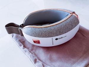 眼部按摩器是否真的有用?凯胜眼部按摩器 A3体验告诉你,HiLink生态产品-花粉俱乐部