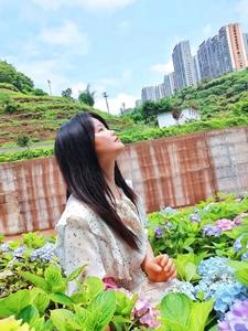 【花粉女生】整个夏天想环游世界,花粉随手拍-花粉俱乐部