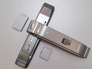 德施曼智能锁为你打开一扇门,指纹、钥匙、手机一键开锁,HiLink生态产品-花粉俱乐部
