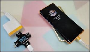 Mate40pro手机升级到鸿蒙系统后的66W超级快充测试,华为Mate40系列-花粉俱乐部