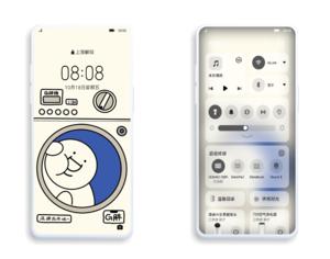 【主题爱好者】 全局主题:G胖胖 百变锁屏 支持鸿蒙OS2.0 EMUI11-9.0等,主题爱好者-花粉俱乐部