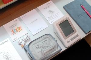 评测   鸿蒙首款医疗生态产品脉搏波血压计RBP-2400体验:一碰就连,超级方便,HiLink生态产品-花粉俱乐部