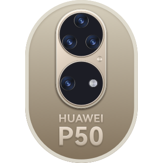 HUAWEI P50系列专属勋章