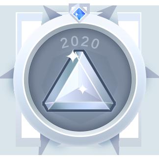 2020年度技术花粉白银勋章