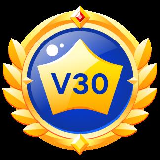 荣耀V30系列专属勋章