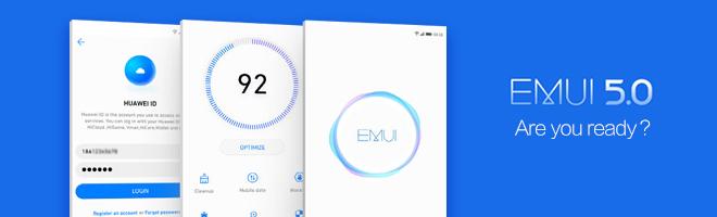【特部分享】EMUI5.0发布啦,你准备好了吗?,荣耀8-花粉俱乐部