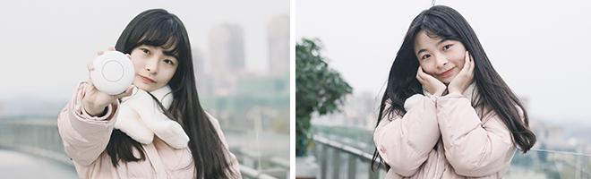 """【花粉女生】最有""""AI""""的出镜:小姐姐和魔法少女YOYO ,花粉随手拍-花粉俱乐部"""