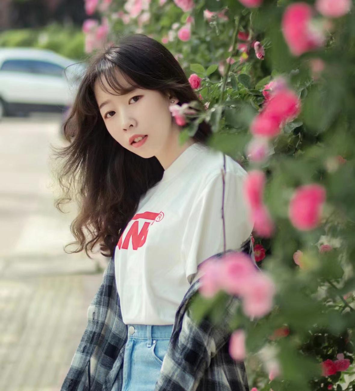 【花粉女生】多美的蔷薇花呀,花粉女生-花粉俱乐部