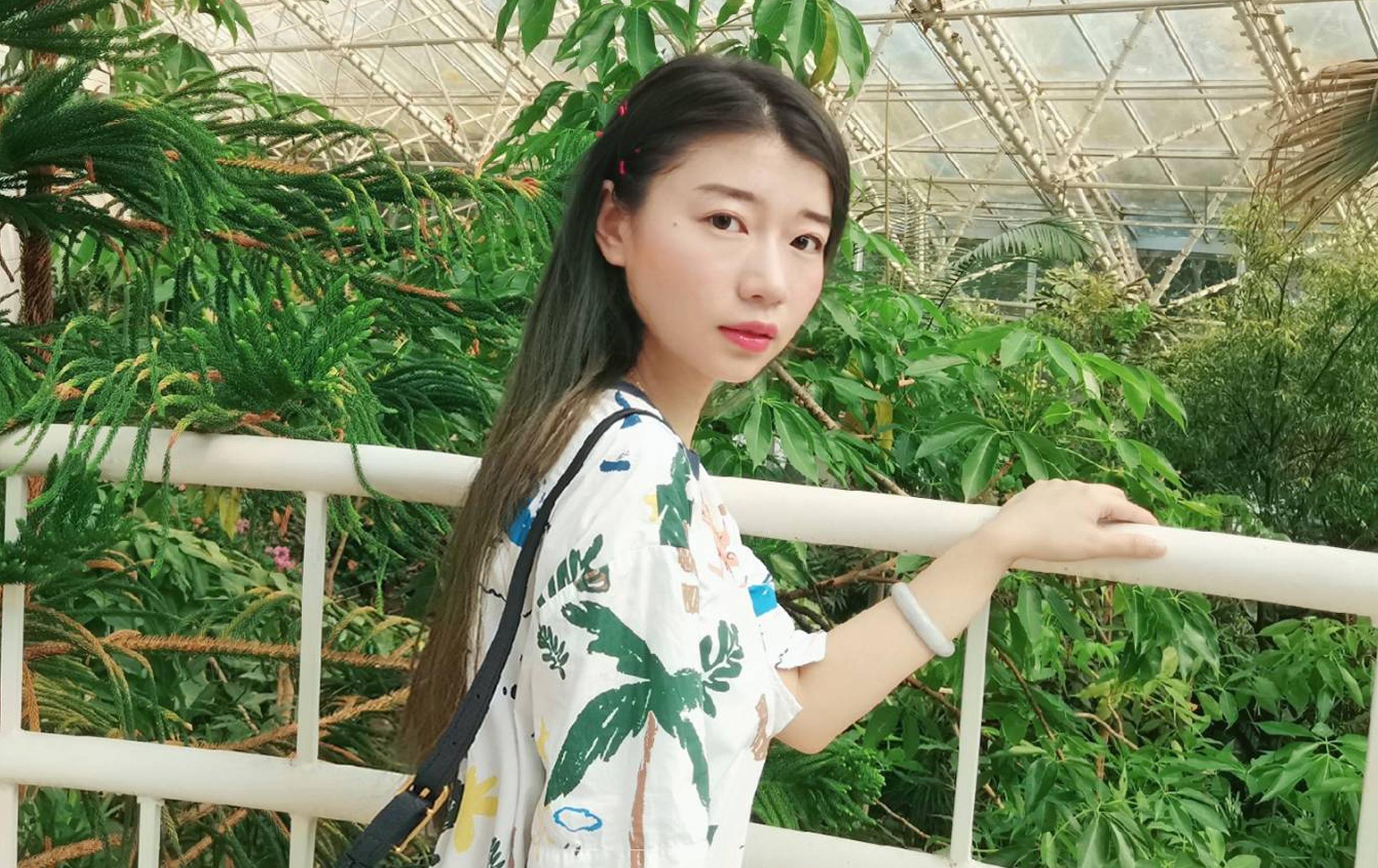 【夏天穿裙子】夏日大作战,花粉女生-花粉俱乐部