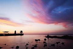 秦皇岛的海边美如画,花粉摄影-花粉俱乐部