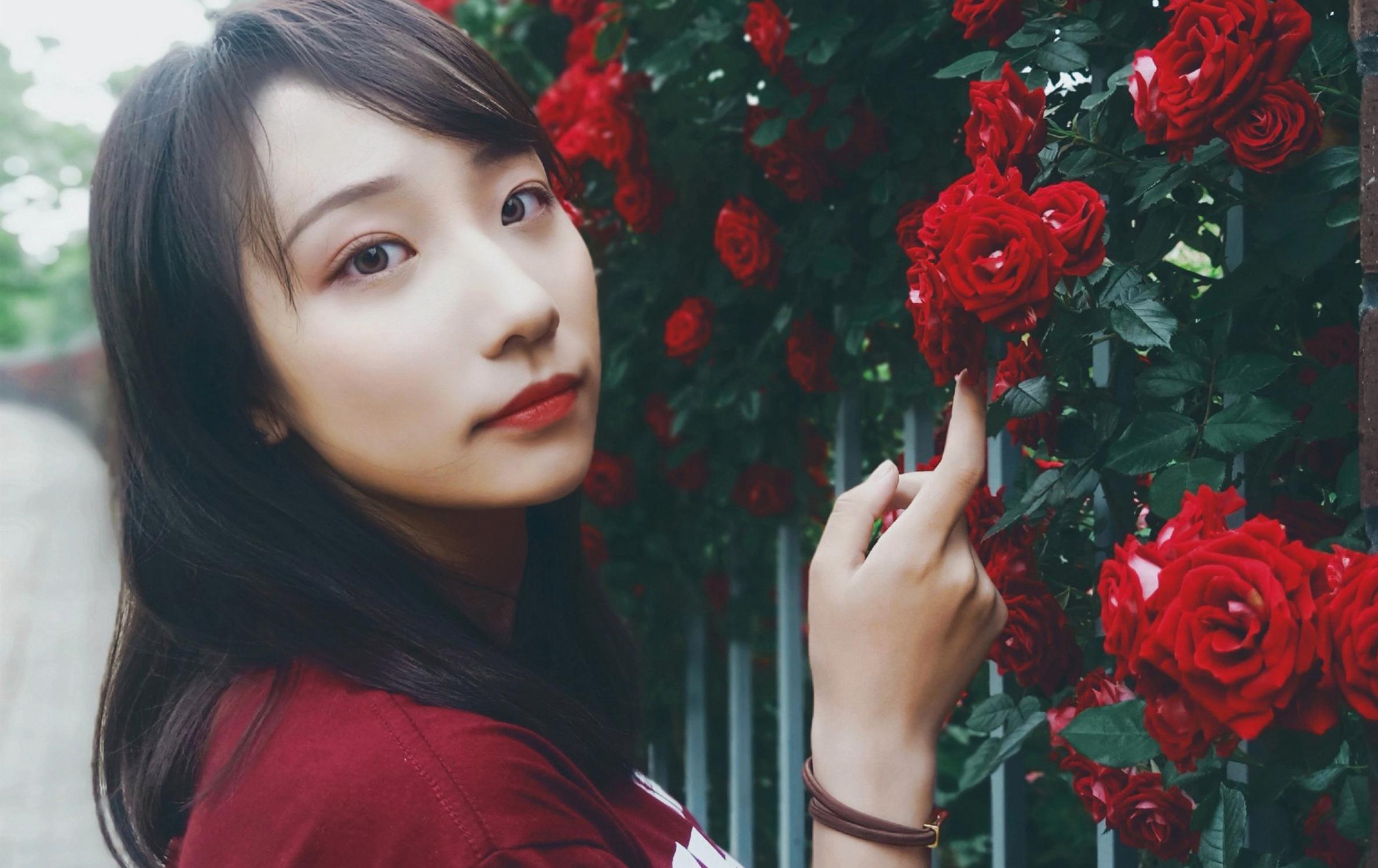 【花粉女生】蔷薇与少女,花粉女生-花粉俱乐部