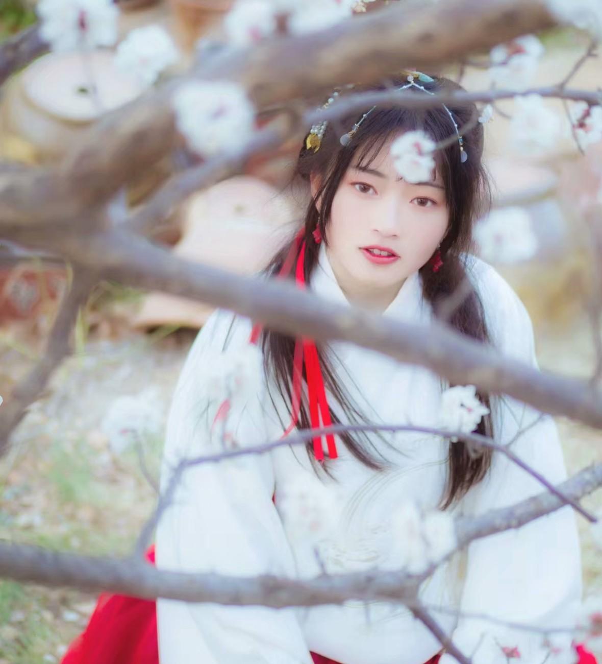 【花粉女生】落梅,花粉女生-花粉俱乐部