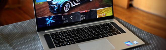 评测   超薄本也玩大型游戏,围观荣耀MagicBook Pro游戏体验!,MagicBook Pro-花粉俱乐部