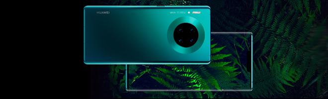 评测   华为Mate30 Pro首测,环幕屏+超感光徕卡电影四摄真香!,华为Mate30系列-花粉俱乐部