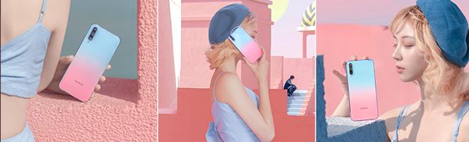 当蓝色系小仙女撞色荣耀20青春,连空气都弥漫着浪漫的味道!,荣耀20青春版-花粉俱乐部