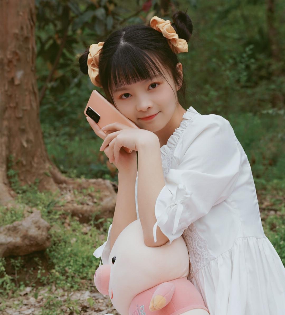 【华为 P40】晨曦金,花粉女生-花粉俱乐部