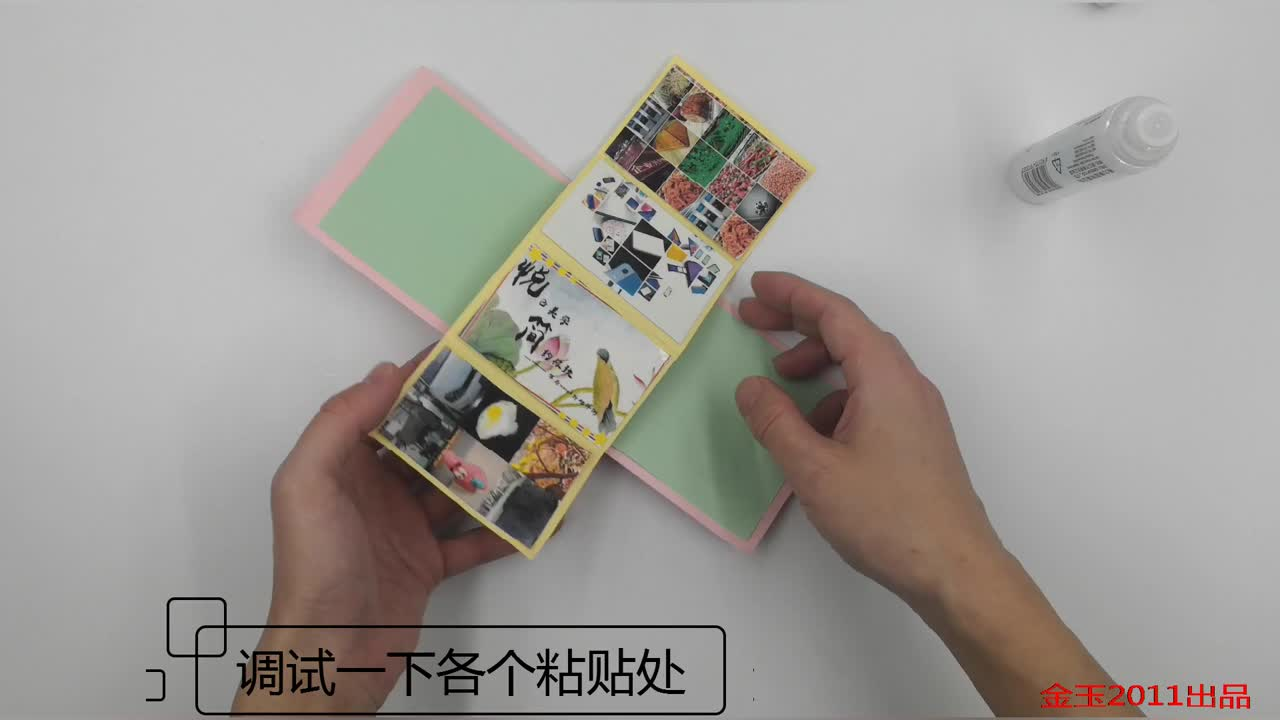 创意DIY,荣耀MINI照片打印机简易便携式相册制作教程,开脑洞!,荣耀潮配-花粉俱乐部