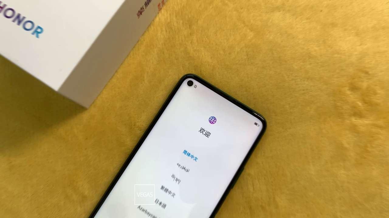 2399元荣耀30S 5G手机真机开箱,开机亮屏那一刻惊艳了,荣耀30S-花粉俱乐部