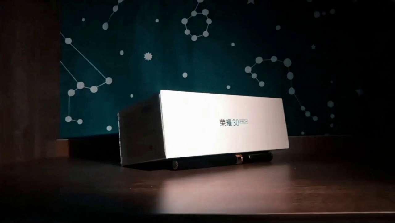 【荣耀30Pro+】一个创意开箱短视频,新影像大赛视频单元-花粉俱乐部