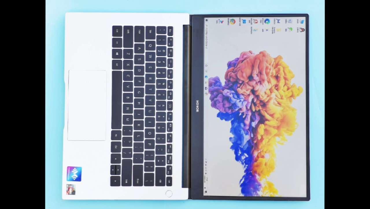 评测 | 荣耀MagicBook14锐龙版详解,这配音你能坚持到最后不笑算我输!,MagicBook 14-花粉俱乐部