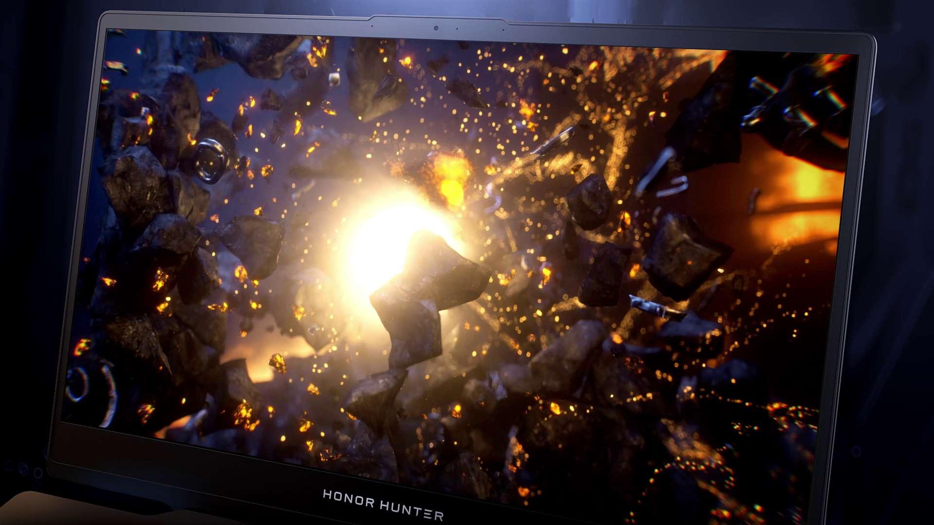 战斗就此改变!一支视频解锁荣耀猎人游戏本V700的超酷体验!,荣耀猎人游戏本系列-花粉俱乐部