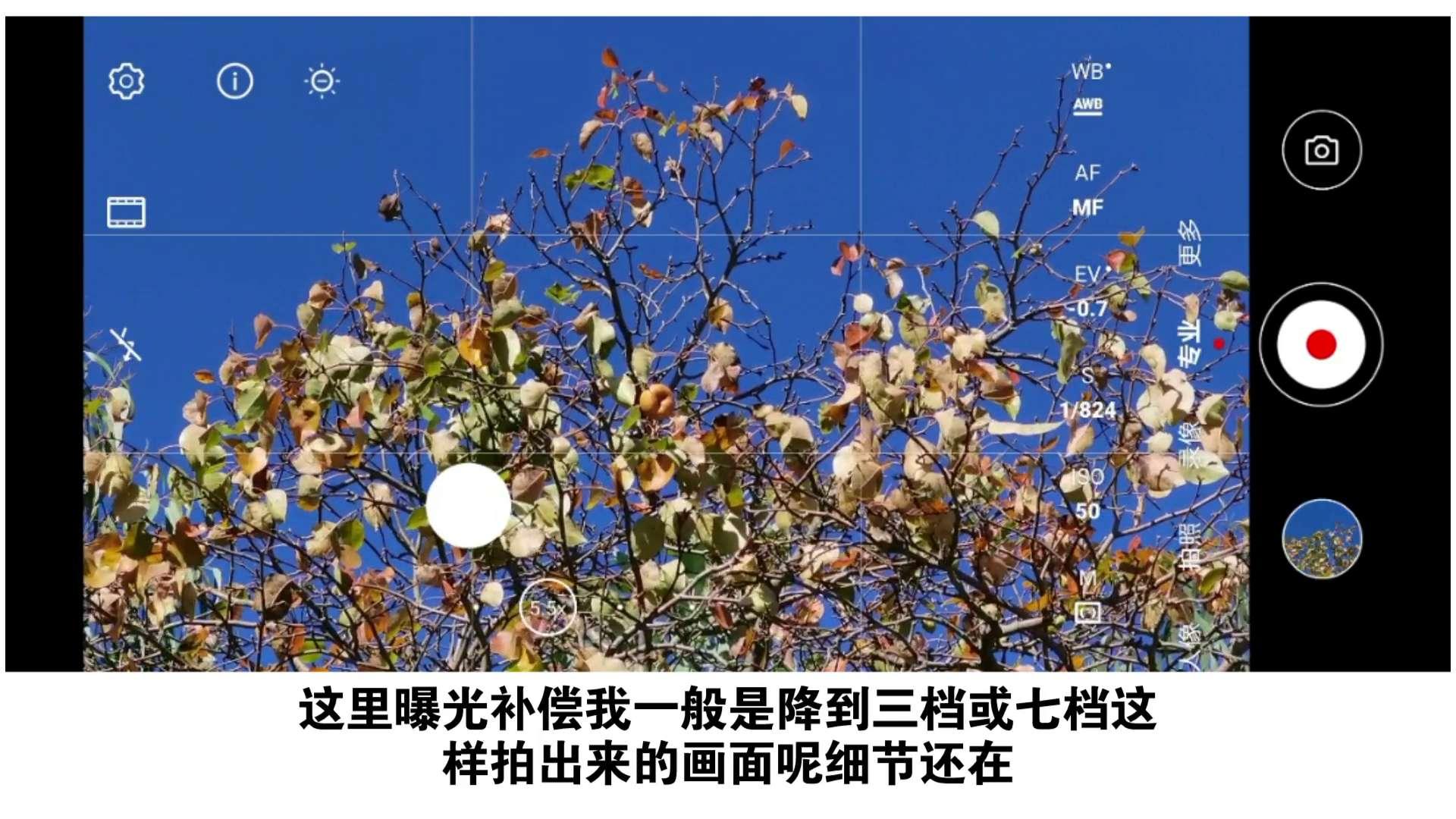 【教程】专业模式拍视频:华为P40Pro实拍技巧分享!,华为P40系列-花粉俱乐部