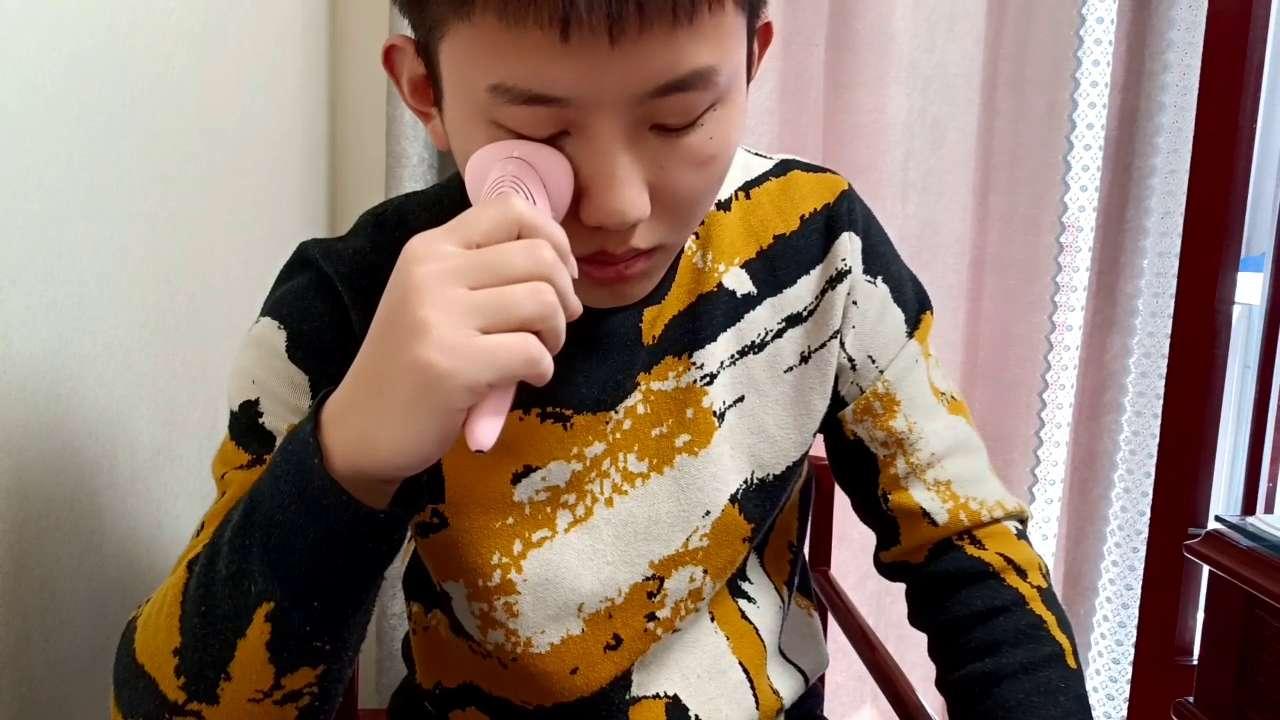 【开箱视频】开箱支持华为hilink的美容仪,HiLink生态产品-花粉俱乐部