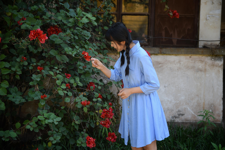 【花粉女生】连枯枝败叶都是好的,花粉随手拍-花粉俱乐部